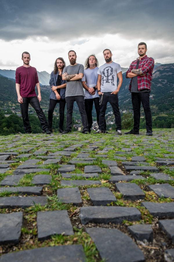 Bandfoto von PERSEFONE