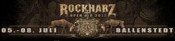 Banner Rock Harz 2017