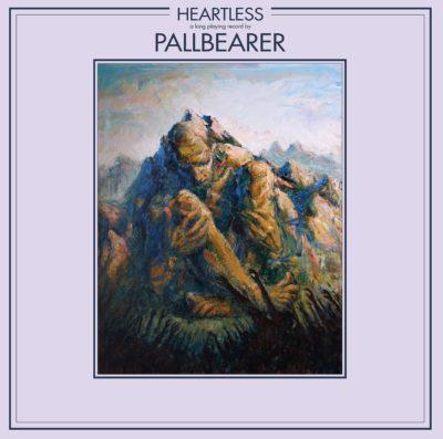 """PALLBEARER - """"Heartless"""" (Albumcover)"""