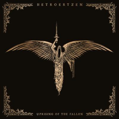 Albumcover Hetroertzen - Uprising of the Fallen