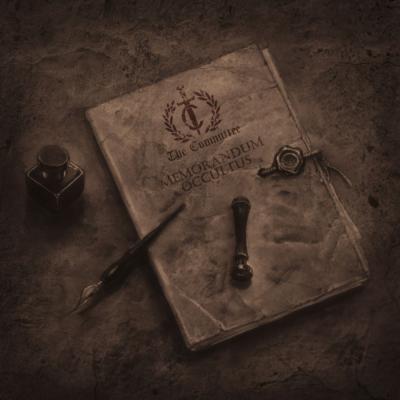 Bild The Committee Memorandum Occultus Album 2017 Cover Artwork