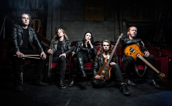 Bild Unleash The Archers Promo Foto
