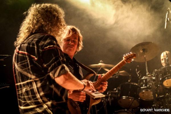 Saga - live in der Kantine Köln 28.04.2017