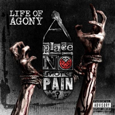 Cover Life Of Agony - A Place Where There's No More Pain