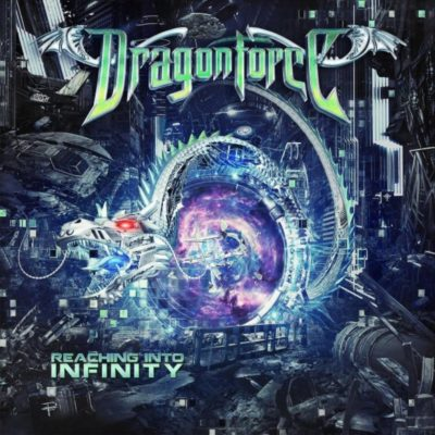 """Cover von DRAGONFORCEs """"Reaching Into Infinity"""""""