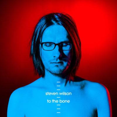 "Cover von STEVEN WILSONs Album ""To The Bone"""