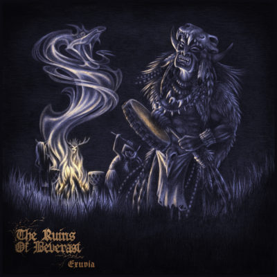 Cover The Ruins Of Beverast - Exuvia