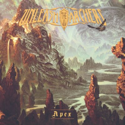Bild Unleash The Archers Apex Cover