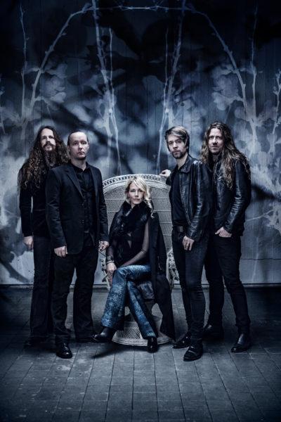 Bandfoto von Avatarium 2017 Photographer Linda Åkerberg