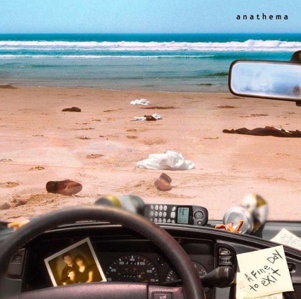 Bild Anathema A Fine Day To Exit Cover