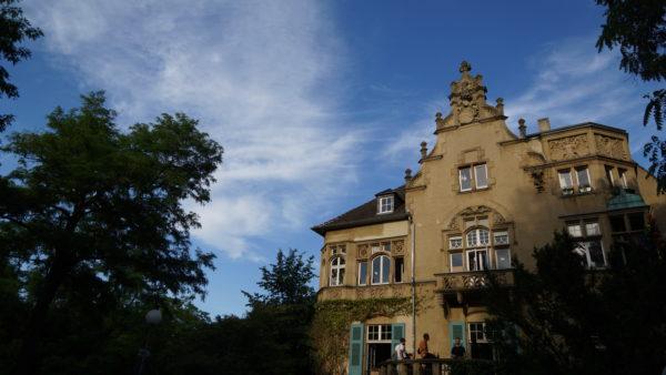 Oetinger Villa Darmstadt Juni 2017
