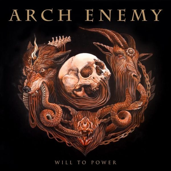 Bild Arch Enemy Will To Power Album 2017 Cover Artwork