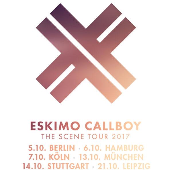 ESKIMO CALLBOY The Scene – Tour 2017 - Icon