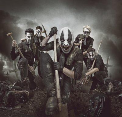Bandfoto von Megaherz zur Tour 2018