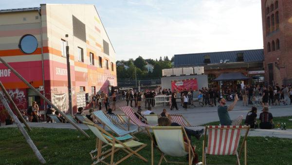 Schlachthof Wiesbaden Sommer 2017
