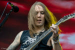 Live-Foto von Children Of Bodom beim Elbriot Festival 2017
