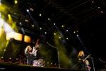 Live-Foto von Megadeth auf dem Elbriot 2017
