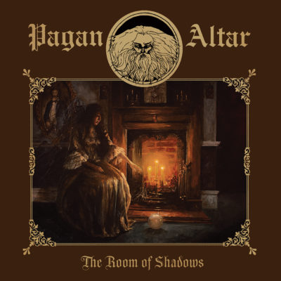 Pagan Altar - The Room Of Shadows (Cover)