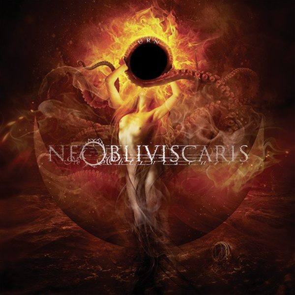 "Cover von NE OBLIVISCARIS' ""Urn"""