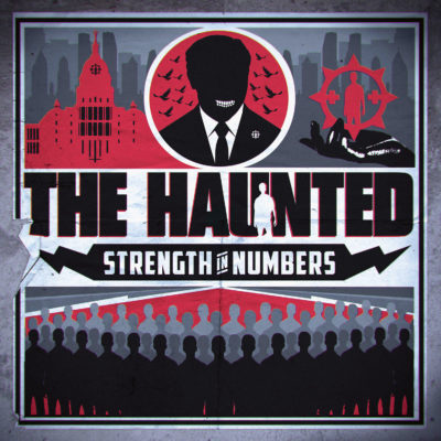 "Cover von ""Strength In Numbers"" von THE HAUNTED"