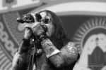Konzertfotos von Amorphis, Support der Seal The Deal Tour 2017