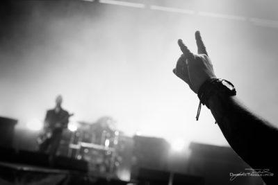 Konzertfotos von Volbeat auf der Seal The Deal Tour 2017