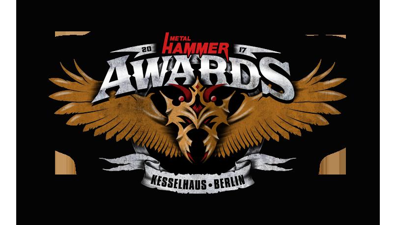 Bild Metal Hammer Awards 2017 Logo