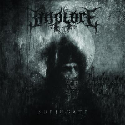Albumcover Implore - Subjugate