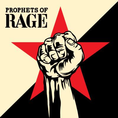 Prophets Of Rage - S/T (Artwork)