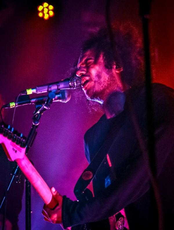 Zeal & Ardor, live in Frankfurt 2017, Das Bett
