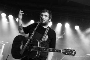 Fotos von Dan Fairhurst Support der Burning Desires Tour 2017