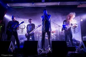 Live-Foto - A Secret Revealed 2017 in Stuttgart