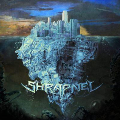 """Raised On Decay"" von SHRAPNEL"