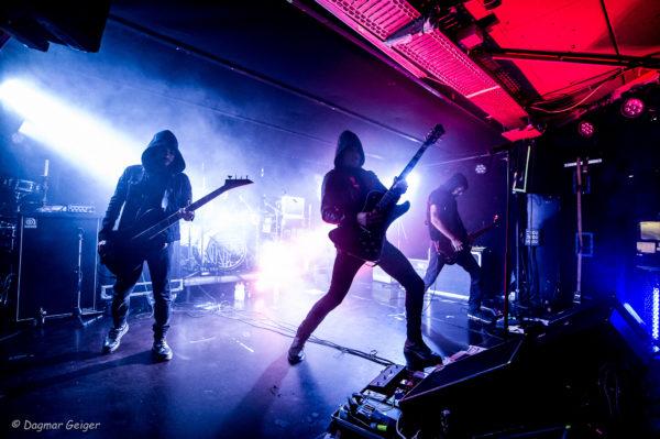 Live Foto von Regarde Les Hommes Tomber in Stuttgart 2017