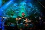 Live Foto von Graveworm in Stuttgart 2017
