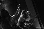 Konzertfoto von Xerosun auf der Female Metal Voices Tour 2017