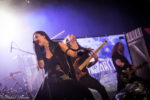 Konzertfotos von Unleash the Archers auf der Gunmen Tour 2017