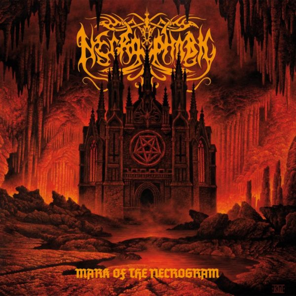 """Mark Of The Necrogram"" von NECROPHOBIC"