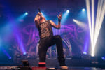 Konzertfotos von Dragonforce auf der Reaching Into Infinity Tour 2017