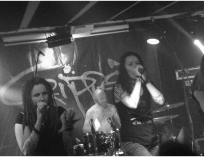 Bild CRIPPER live im Lemmy in Kaunas.