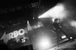 Konzertfoto von Airbourne auf der Breakin Outta Hell Tour 2017