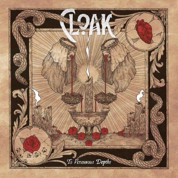 Cloak - To Venomous Depths (Cover)