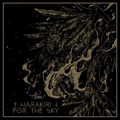 Bild Harakiri For The Sky Arson Album 2018 Cover Artwork