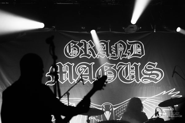 Konzertfoto Grand Magus - Sword Songs Tour 2017