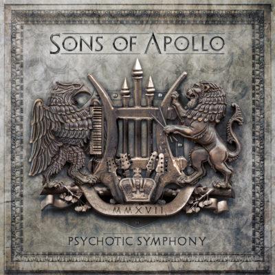 Cover Artwork von Psychotic Symphony von Sons Of Apollo
