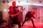 Live Foto von Excruciation auf dem Malta Doom Metal Fest 2017