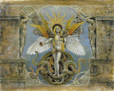 Bild Aosoth V The Inside Scriptures Album 2017 Cover Artwork