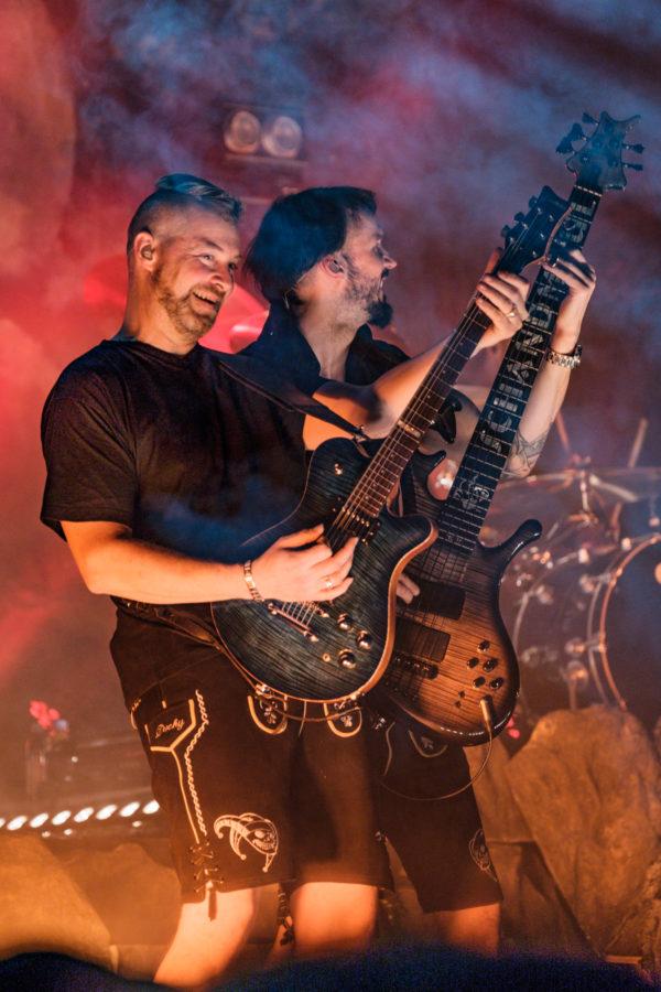 Konzertfoto von Schandmaul - Leuchtfeuer Tour 2017