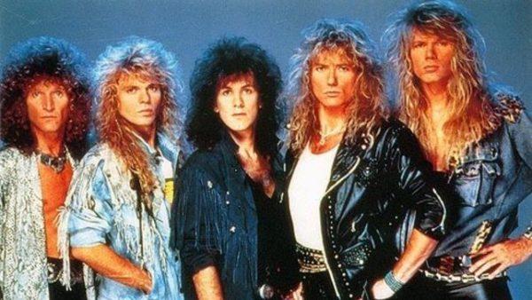 Whitesnake (Bandfoto 1987)