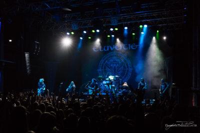Konzertfoto von Eluveitie - Maximum Evocation Tour 2017